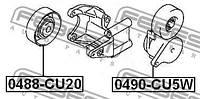 Ролик обводной Febest FE 0488-CU20