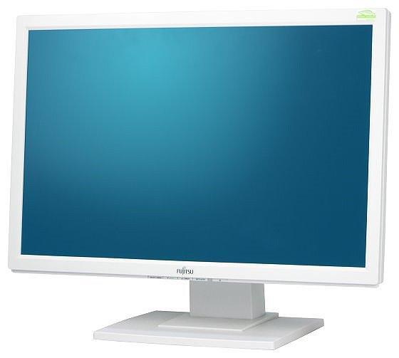 """Монитор 22"""" Fujitsu E22W-5 1680x1050 TFT TN-(царапина и вмятина на экране) УЦИНКА-- Б/У"""