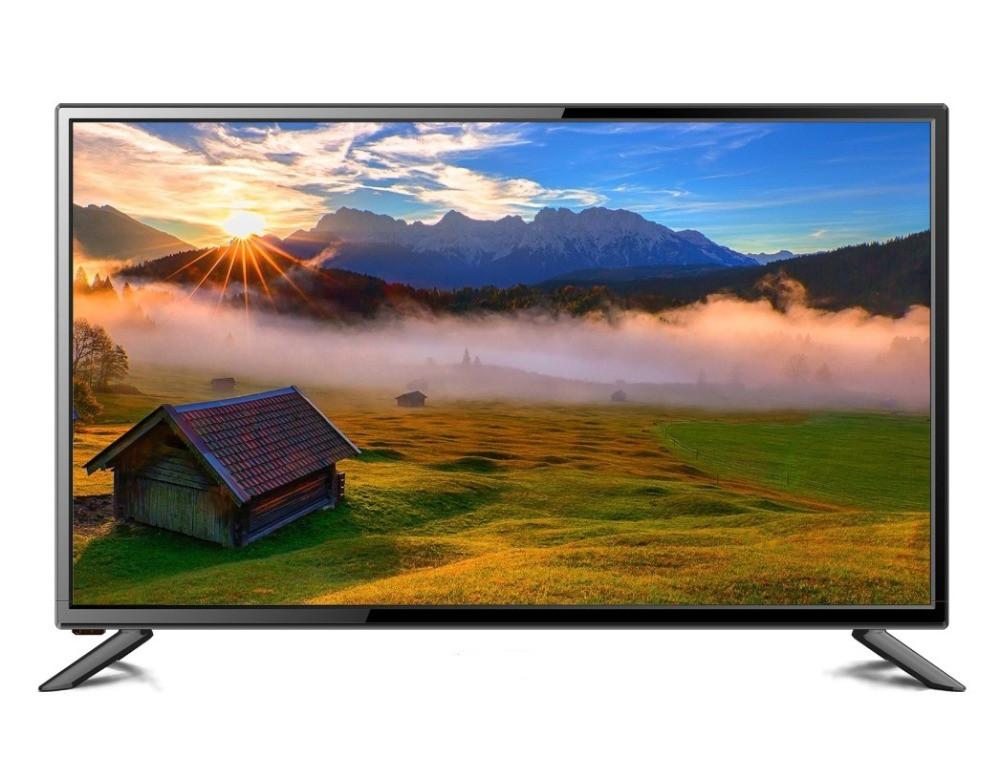 """LED Телевізор Samsung 28"""" БЕЗ smartTV, DVB-T2 L28 Репліка + Авто блок живлення, USB-HDMI"""