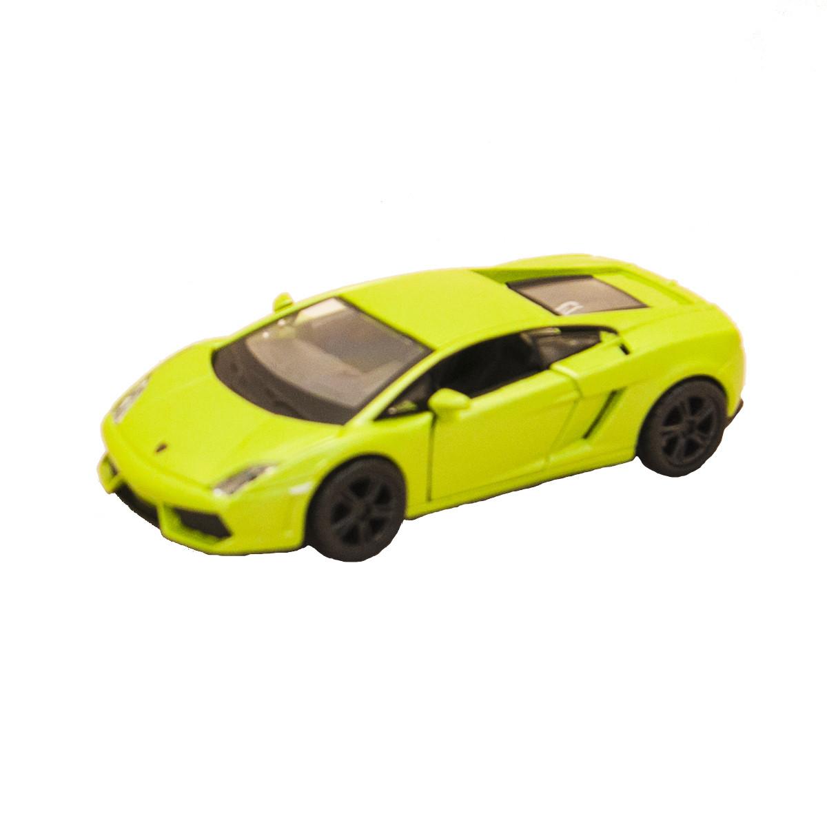 Автомодель Lamborghini Gallardo LP560-4 Bburago