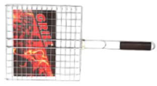 Сетка для мангала 30x30x60cm