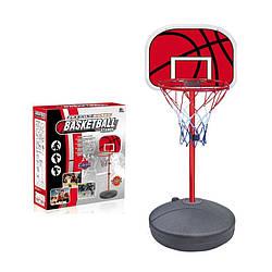 Набор с баскетбольным кольцом и защитной сеткой, щит баскетбольный игровой, детская баскетбольная стойка