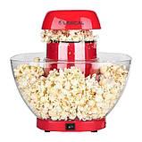 Аппарат для приготовления попкорна LEXICAL LPO-3502 / 1200 Вт Попкорница 4.5л, фото 4
