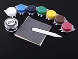 Комплект для ремонта кожи винила Leather Vinyl Repair Kit, фото 3