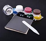 Комплект для ремонта кожи винила Leather Vinyl Repair Kit, фото 5