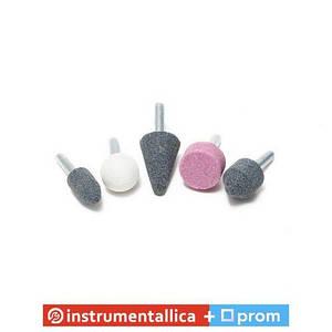 Набір каменів абразивних 5 предметів хвостовик 6 мм у блістері RF-SK-108 Rock Force