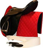 Седло для лошади Спортивное (в сборе)