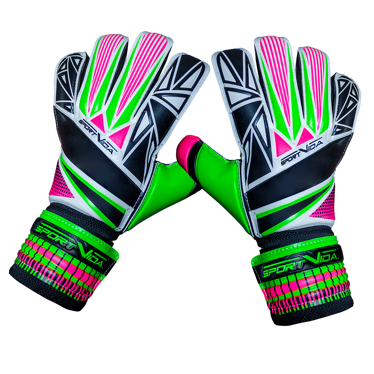 Воротарські рукавички SportVida SV-PA0018 Size 9