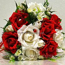 Ручной букет из конфет на День матери, фото 3