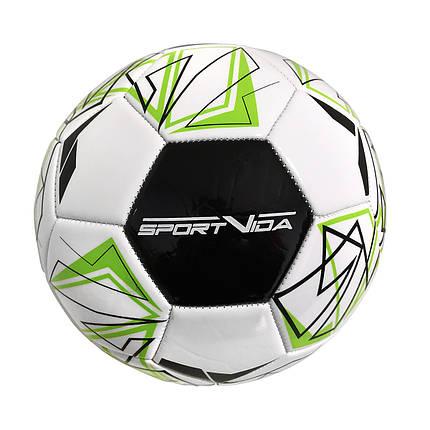М'яч футбольний SportVida SV-WX0009 Size 5, фото 2