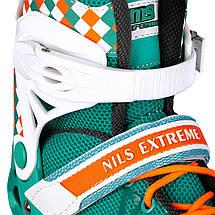 Роликові ковзани Nils Extreme NA13911A Size 31-34 Mint, фото 2