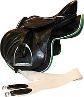 Седло для лошади Конкурное (в сборе)