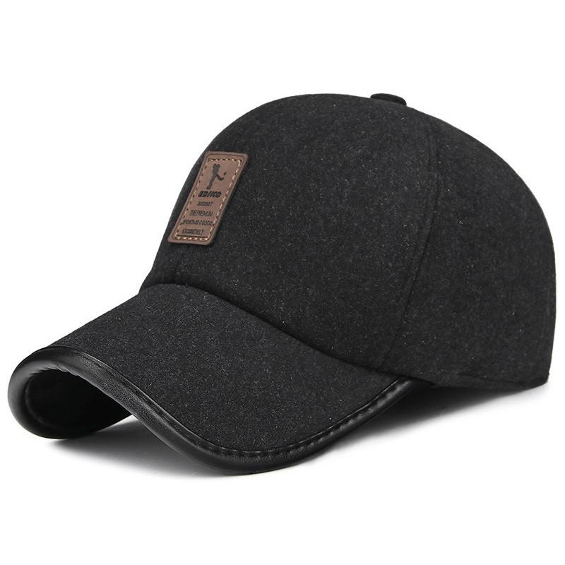 Утеплена кепка SGS - №6504