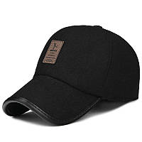 Тепла чоловіча кепка SGS - №6505