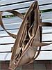 02 Натуральная кожа. Сумка женская бежевая большая кофейная Женская сумка кожаная бежевая коричневая, фото 5