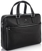 Деловая кожаная сумка-портфель для документов Royal Bag RB50061, фото 1