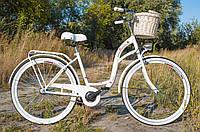 Велосипед VANESSA 28 Nexus 3 white