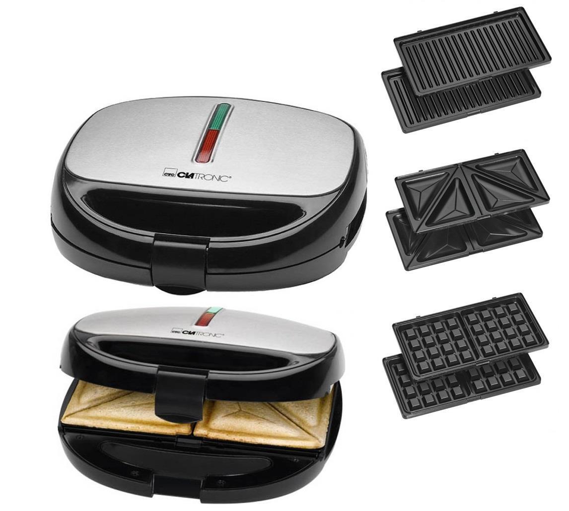 Сэндвич тостер CLATRONIC ST/WA 3670