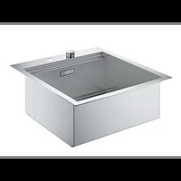 Прямоугольная Мойка для кухни Grohe EX Sink K800 31583SD0 раковина Нержавеющая сталь