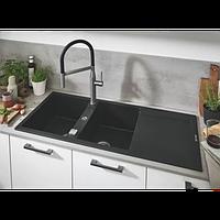 Прямоугольная кухонная мойка гранитная Grohe EX Sink K500 двойная 31647AP0