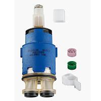 Картридж для смесителя 28 мм от бренда Grohe, для однорычажных смесителей, модель 46580000