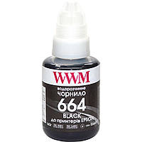 Чернила WWM 664 Black для Epson 140г (E664B) водорастворимые