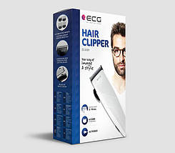 Машинка для стрижки волос ECG ZS-1020-White, фото 3