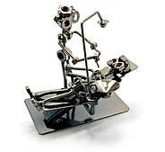 "Техно-арт статуэтка из металла ""Стоматолог"" 25493"