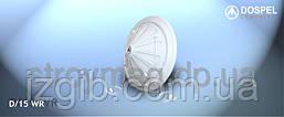 Решетка вентиляционая D/15 WR 100 (007-0271)