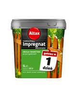 Декоративная пропитка для древа ALTAX, импрегнант, 5л махонь (воск)