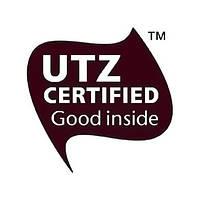 Знак международного фонда UTZ Certified - гарантирует высокое качество и честную цену кофейной и чайной продукции.