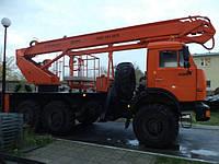 Автовышка 28 метров, фото 1
