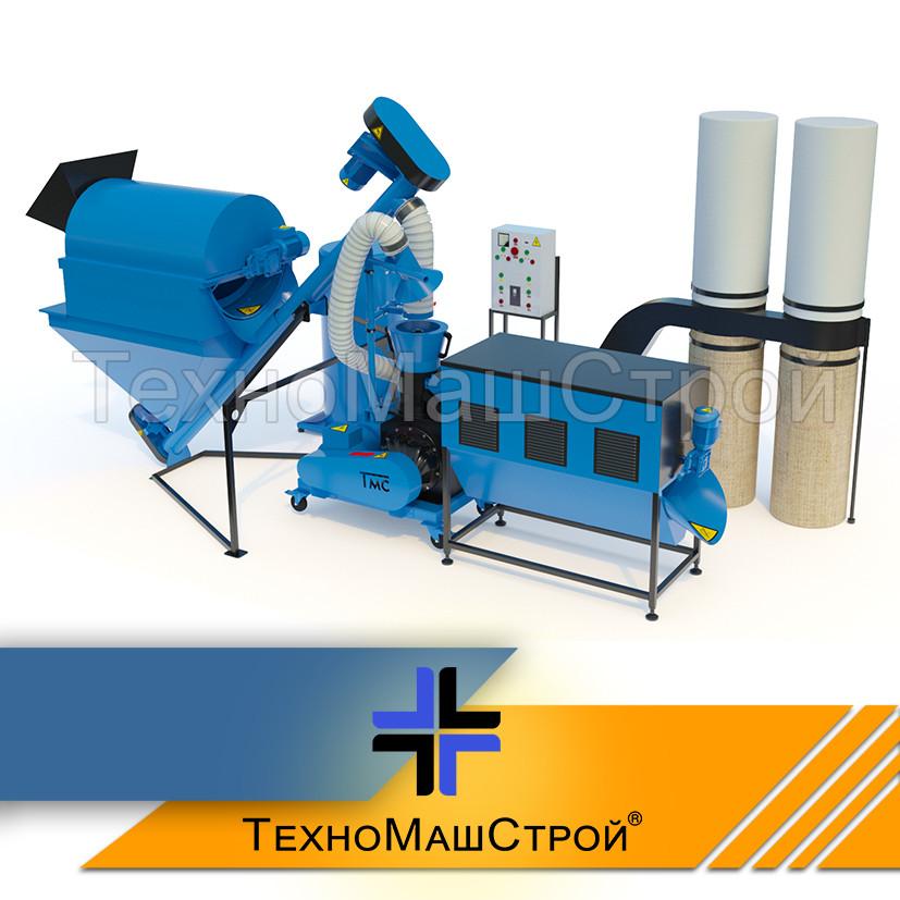 Оборудование для производства пеллет и комбикорма МЛГ-500 COMBI+ (производительность до 350 кг\час)