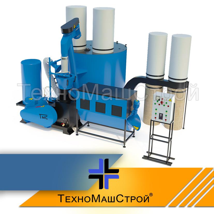 Оборудование для производства пеллет и комбикорма МЛГ-1000 MAX+ (производительность 700 кг/час)