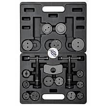 Набор ручной инструмент для разводки тормозных суппортов 18 предметов YT-0682