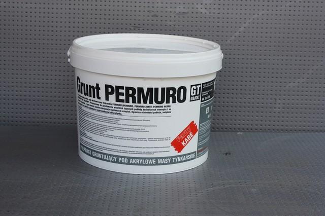 Грунт Permuro GT для акрилової штукатурки 10л