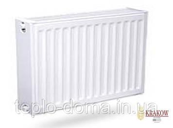 Радиатор стальной Krakow22 тип 500х400