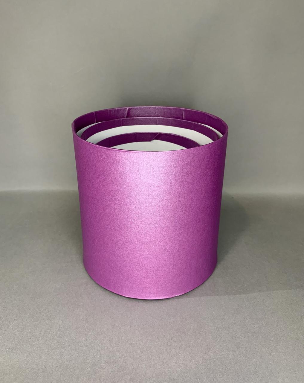 Мини матрёшка (т.фиолетовая перламутр)