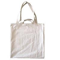 Эко сумка с 4-мя ручками, двунитка, 38х42 см
