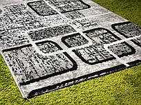 Дорожка Серая с ворсом Albina: 80; 90(ост230); 100; 120; 150; 200 см