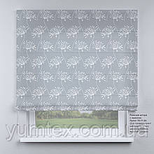 Римская штора с популярными современными принтами № 15-11-24 доставка бесплатно