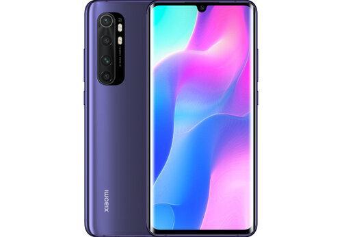 Смартфон Xiaomi Mi Note 10 Lite 6/128 Neb.Purple (M2002F4LG)