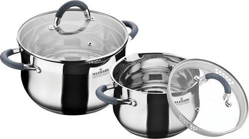Набор посуды MAXMARK MK-BL6507A