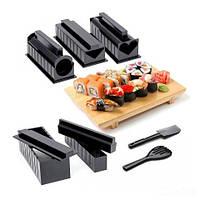 Набор форм для приготовления суши и роллов Мидори 5 в 1, фото 1