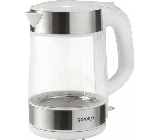 Чайник GORENJE K 17 GWE стекло