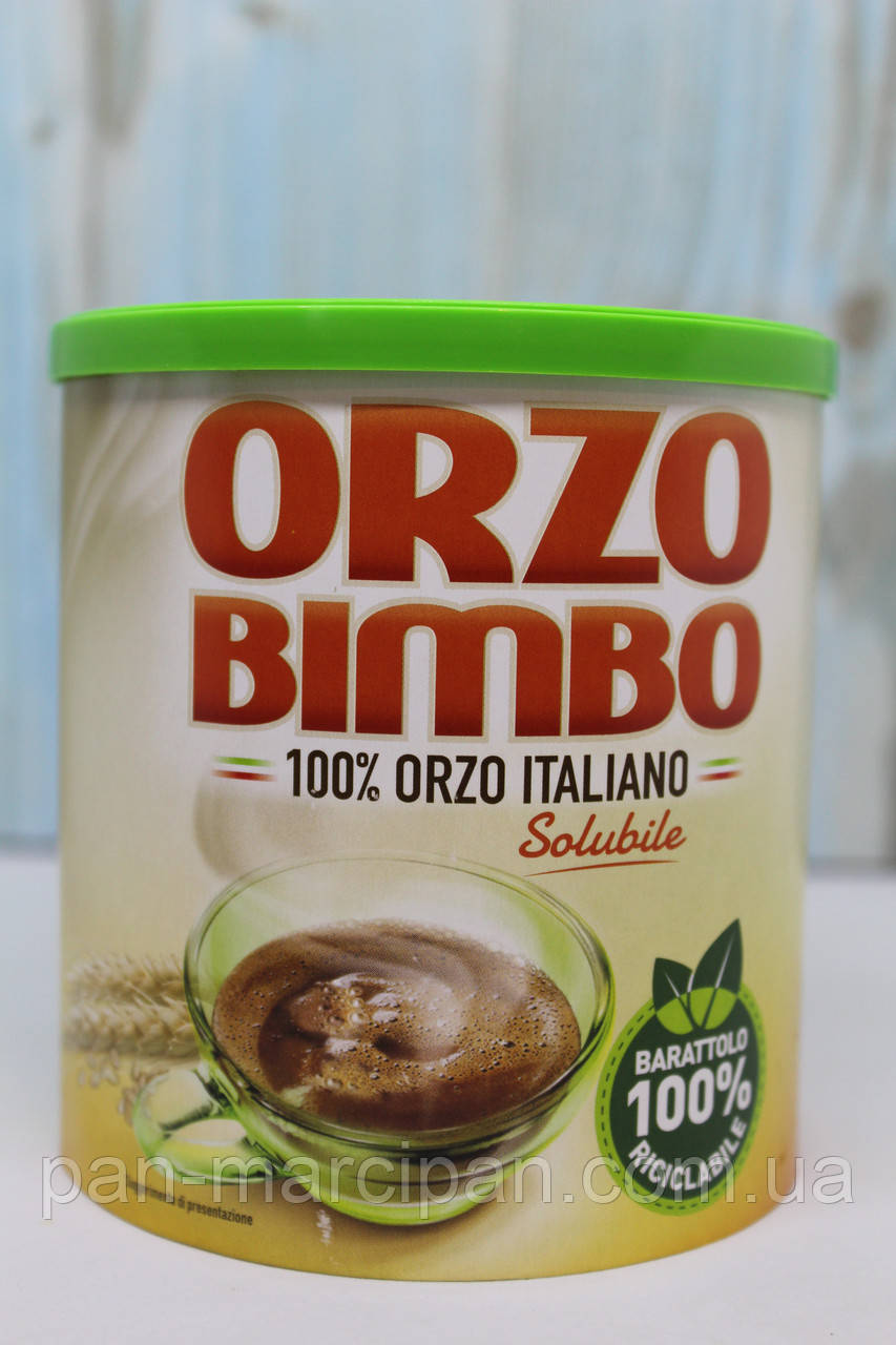 Ячмінний напій Orzo Bimbo Solubile 120г