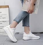 Белые кроссовки женские білі кросівки жіночі, фото 2