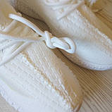 Белые кроссовки женские білі кросівки жіночі, фото 3