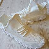 Белые кроссовки женские білі кросівки жіночі, фото 6
