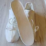 Белые кроссовки женские білі кросівки жіночі, фото 7